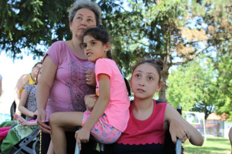 Susținerea taberelor de vară organizate de HOSPICE Casa Speranței
