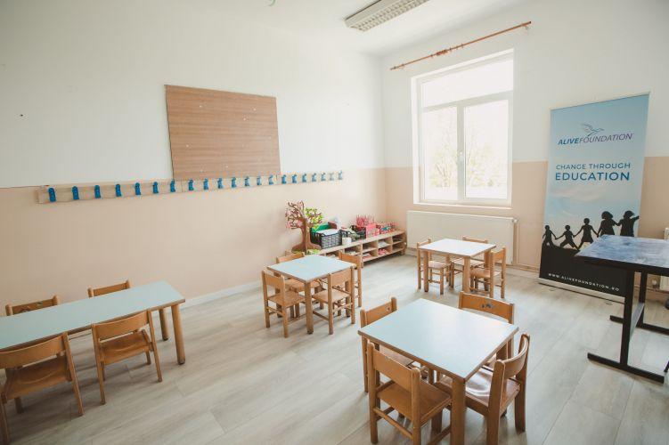 Proiect școala Iazu