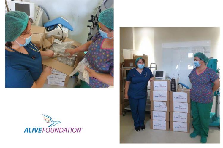 Proiect ustensile medicale secția de neonatologie Marie Curie